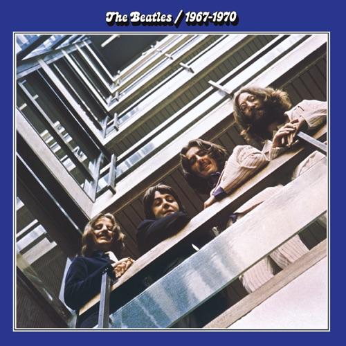 The Beatles - The Beatles 1967-1970 (The Blue Album)