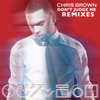 Chris Brown - Don't Judge Me (Fuego Extended Club Mix) artwork