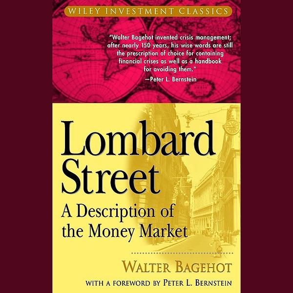 lombard street bagehot walter