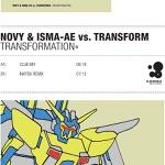 Isma-Ae, Novy & Transform - Transformation