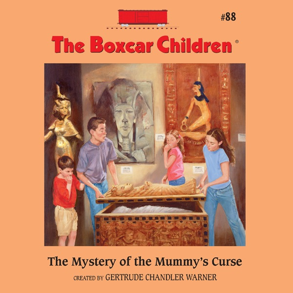 The Mystery Of The Mummys Curse The Boxcar Children Mysteries