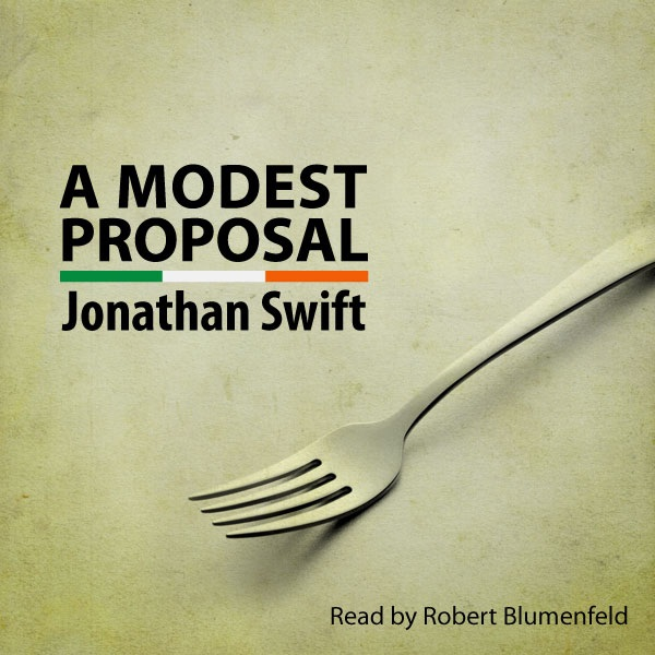 a report on the book a modest proposal by jonathan swift