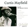 Curtis Mayfield - Superfly, The Legendary Funkstar ジャケット写真