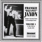 Frankie 'Half-Pint' Jaxon Vol. 1 1926-1929