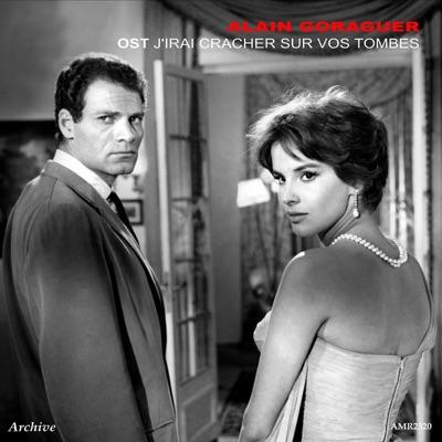 J'irai cracher sur vos tombes (Bande originale du film) - EP - Alain Goraguer