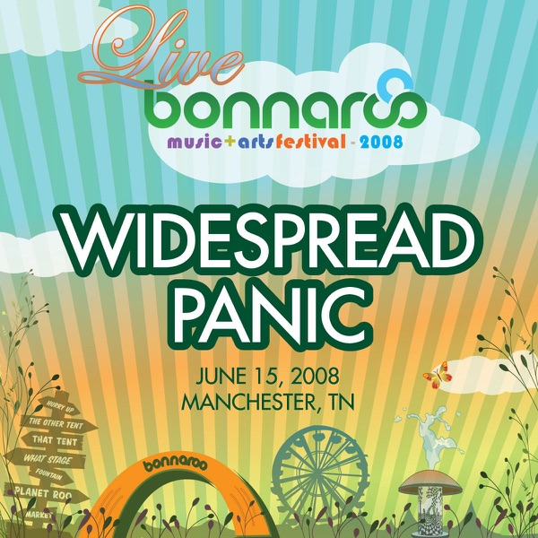 Live from Bonnaroo 2008: Widespread Panic