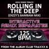 Rolling in the Deep (Adele Remix Tribute)(125 BPM Interactive Remix Separates), DJ Dizzy