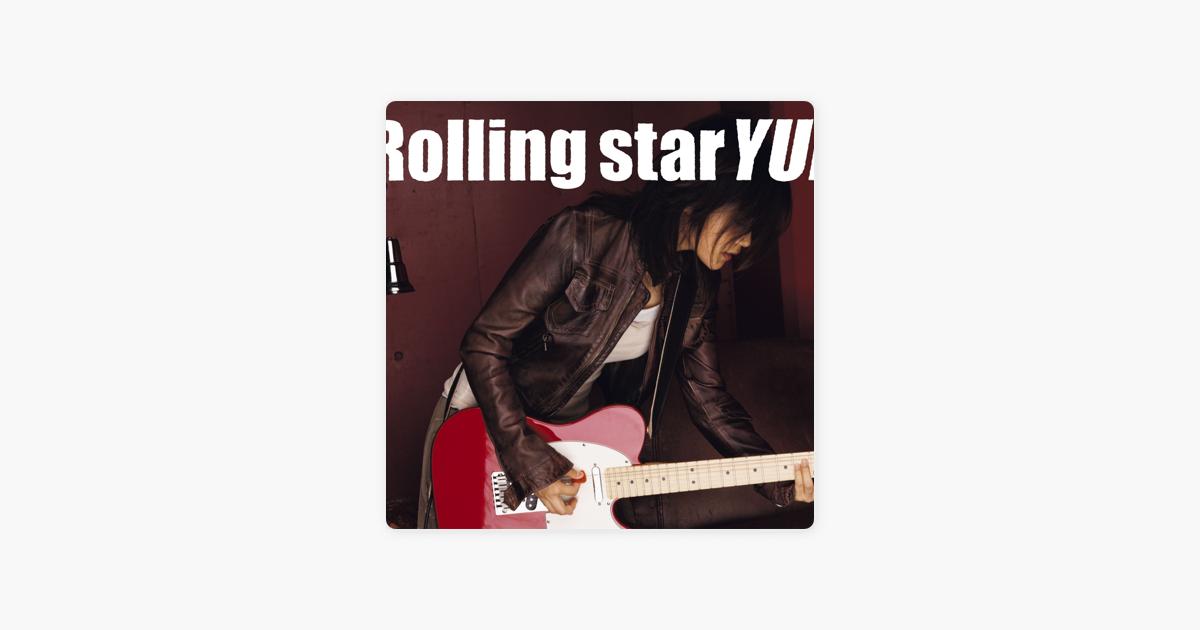 YUIの「Rolling star - EP」をAp...