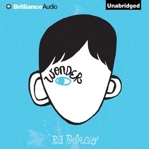 Wonder (Unabridged) - R J Palacio audiobook, mp3