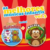 As Melhores Músicas Infantis Vol. 3