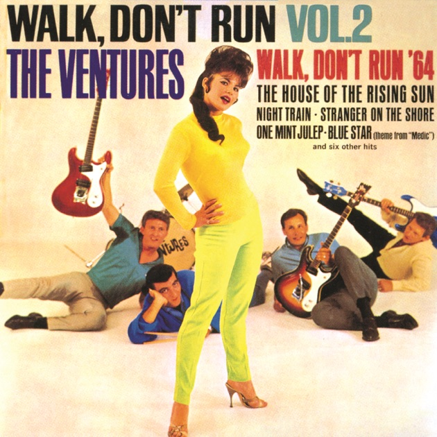 Ventures walk don run live learn