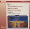 J.S. Bach: The 2 Violin Concertos; Double Concerto; Partita No. 2 in D Minor, Academy of St. Martin in the Fields & Gidon Kremer