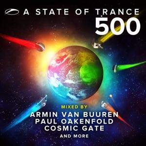 Armin van Buuren & GAIA - Status Excessu D (The  a State of Trance 500 Anthem) [Original Mix]