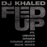 songs like Fed Up (feat. Usher, Drake, Rick Ross & Young Jeezy)