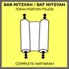 Bar Mitzvah / Bat Mitzvah Torah Portions: P'kudei (Complete Haftarah)