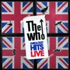 The Who: Greatest Hits Live ジャケット写真