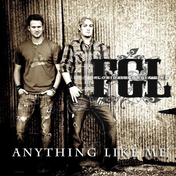 Anything Like Me - EP Florida Georgia Line CD cover