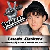 Somebody That I Used to Know (The Voice : la plus belle voix) - Single