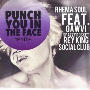 Rhema Soul - P.Y.I.T.F. feat. Gawvi, Spzrkt, Rey King & Social Club