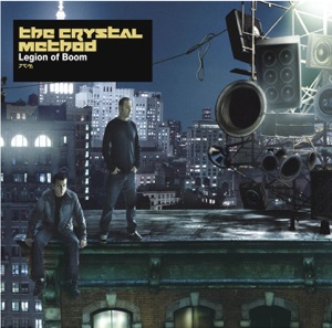 The Crystal Method - Weapons of Mass Distortion