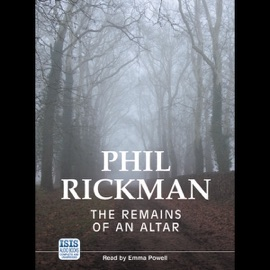 The Remains of an Altar (Unabridged) - Phil Rickman mp3 listen download