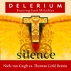 Silence Niels Van Gogh vs Thomas Gold Remixes feat Sarah McLachlan EP