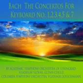 Columbia Symphony Orchestra, Vladimir Golschmann, Glenn Could - Keyboard Concerto No. 4, In A Major, BWV 1055: III. Allegro Ma Non Tanto