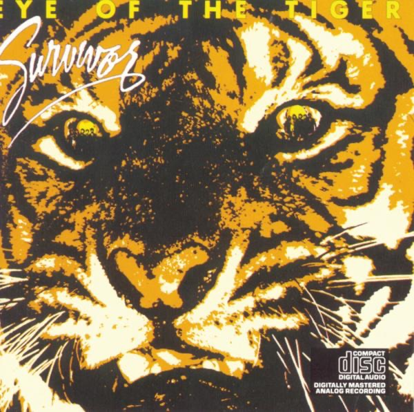 Cover art for Eye Of The Tiger