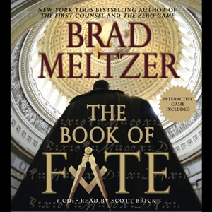 The Book of Fate (Unabridged) - Brad Meltzer audiobook, mp3