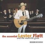 Lester Flatt & The Nashville Grass - Bummin' an Old Freight Train