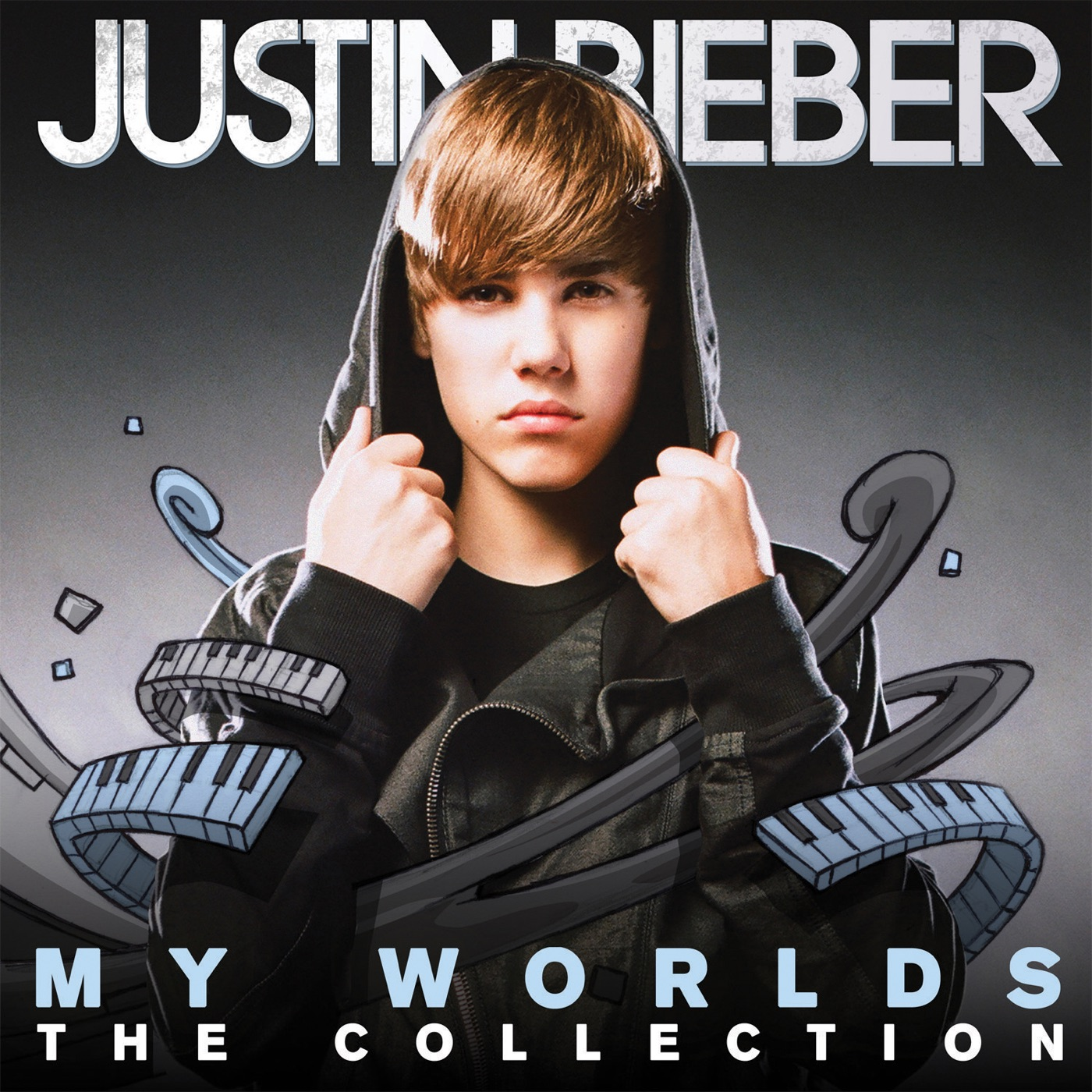 Justin Bieber - My Worlds - The Collection (Oz Package) Cover