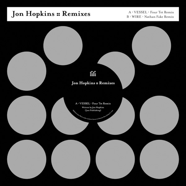 Jon Hopkins Remixes - Single