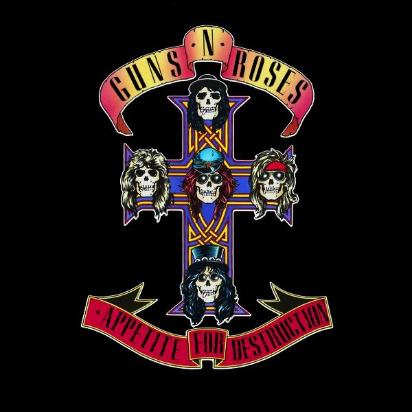 Guns 'n' Roses - Welcome To The Jungle