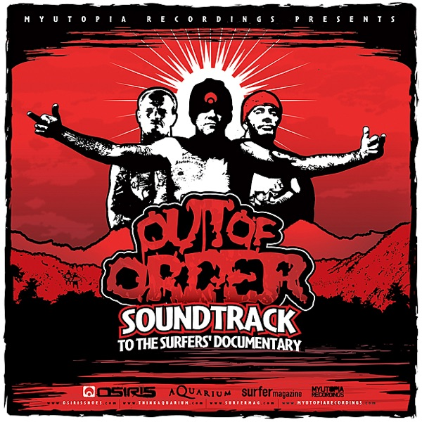 Various Artists - Osiris Presents...Out of Order: Soundtrack to the Surfer's Documentary