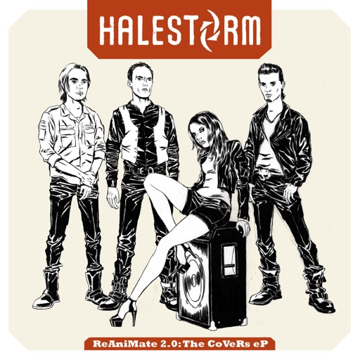 Art for Dissident Aggressor by Halestorm