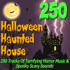 Pro Sound Effects Library - Halloween Haunted House - 250 Tracks of Terrifying Horror Music & Spooky Scary Sounds artwork