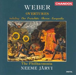 Neeme Järvi & Philharmonia Orchestra - Jubel-Overture, J. 245