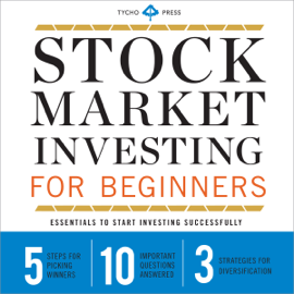 Stock Market Investing for Beginners: Essentials to Start Investing Successfully (Unabridged) audiobook