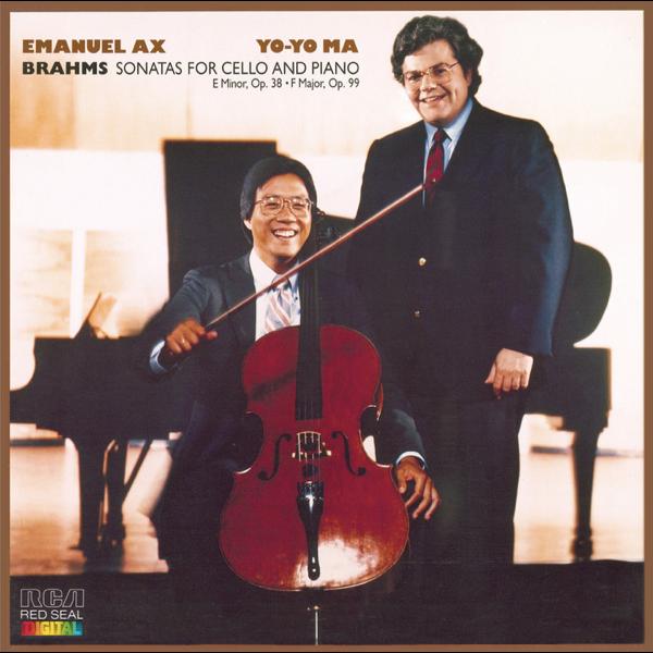 Brahms: Sonatas for Cello and Piano by Yo-Yo Ma & Emanuel Ax on