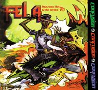 Fela Kuti - Confusion artwork