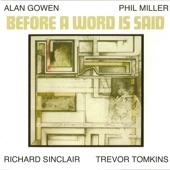 Alan Gowen - Above and Below