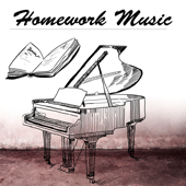 Homework Music To Study - Exam Studying Songs for Coursework Preparation & Book Reading