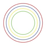 """The album art for """"FOUR (Deluxe Version)"""" by Bloc Party"""