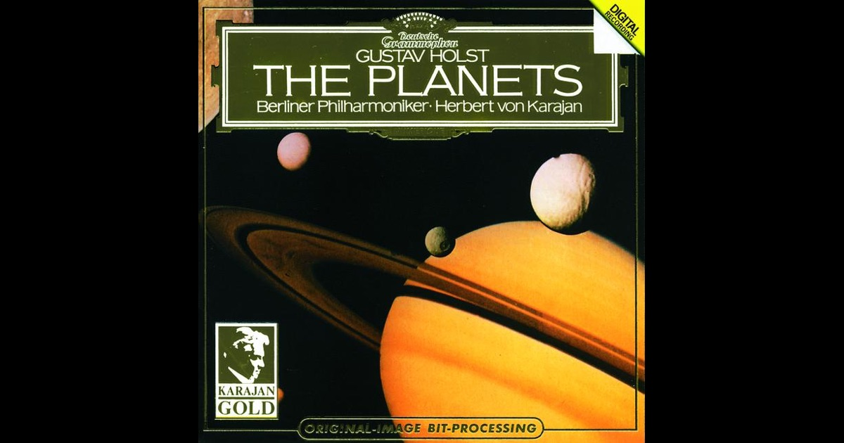 holst planets karajan - photo #5