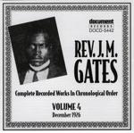 Rev. J.M. Gates - Dry Bones In the Valley
