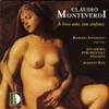 Monteverdi: a Voce Sola, Con Sinfonie, Roberta Invernizzi & Accademia Strumentale Italiana
