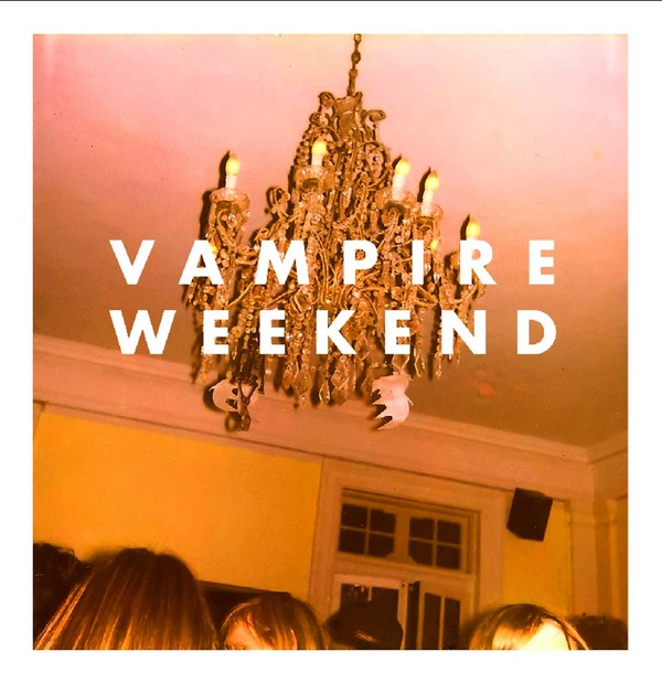 Vampire Weekend Vampire Weekend CD cover