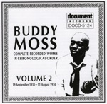 Buddy Moss - Someday Baby