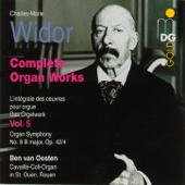 Widor: Complete Organ Works Vol. 5