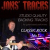 Classic Rock, No. 1 - Studio Quality Backing Tracks (for Guitar Based Performers)